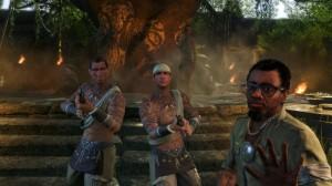 Charaktermodelle in Far Cry 3