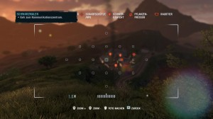 Zoom-Markierung von Gegnern