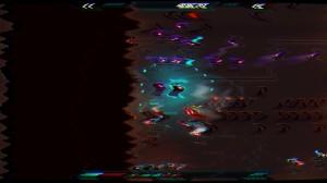 Ein schwerer Treffer in Droid Assault