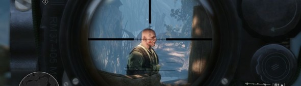 Teaser Sniper Ghost Warrior 2