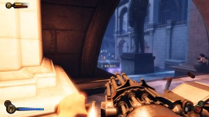 Screenshot Waffen Bioshock Infinite