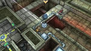 Screenshot Tankbot Clark