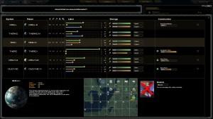 Screenshot StarDrive Empire Management