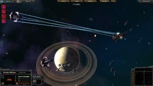 Screenshot StarDrive Krieg