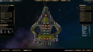 Screenshot StarDrive Shipyard