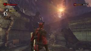 Screenshot Umgebung Deadpool