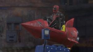 Screenshot Humor Deadpool