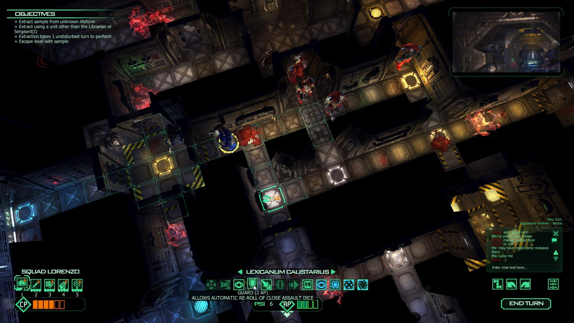 Hlife Hotdog's Blog - The Ravings of a Stickman: Review: Space Hulk