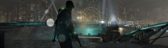 Teaser Splinter Cell Blacklist