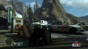 Screenshot Splinter Cell Blacklist