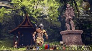 Screenshot Legends of Aethereus
