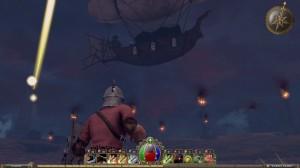Screenshot Legends of Athereus Luftschiff