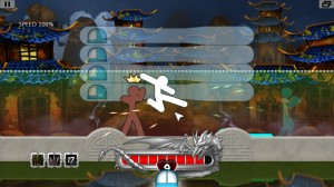 Screenshot One Finger Death Punch